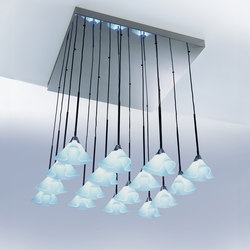 Coral Suspension | Illuminazione generale | QisDesign