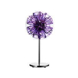 Coral Table | Purple | Table lights | QisDesign