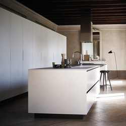 Maxima 2.2 | Composition 1 | Fitted kitchens | Cesar Arredamenti