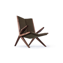Crocodile Armchair | Lounge chairs | Hookl und Stool