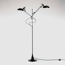 Switch On Free-standing lamp | Free-standing lights | Lambert