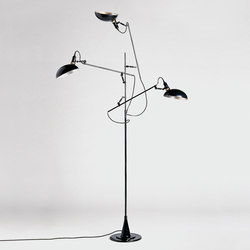 Switch On Free-standing lamp | General lighting | Lambert
