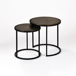 Taku side table | Tavolini impilabili | Lambert