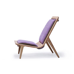 LayAir 01 High Armchair | Lounge chairs | Hookl und Stool
