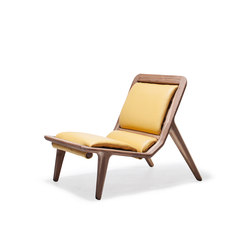 LayAir 02 Low Armchair | Lounge chairs | Hookl und Stool