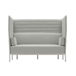 eleven high back | Loungesofas | Alias