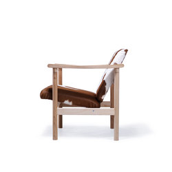 MP 02 Armchair | Sillones | Hookl und Stool