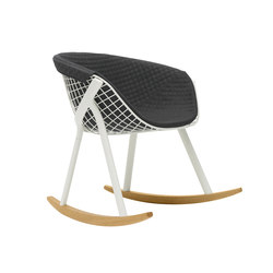 kobi rocking 048 | Chaises | Alias