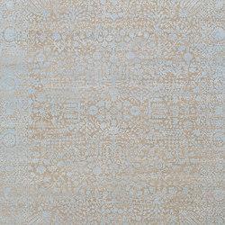 Kork Reintegrated blue & grey oxidized | Rugs | THIBAULT VAN RENNE