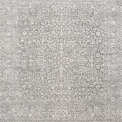 Kork Reintegrated silver oxidized | Rugs / Designer rugs | THIBAULT VAN RENNE