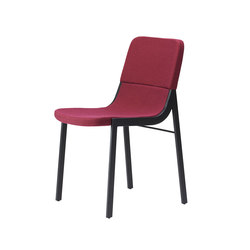 Cleo Metal | Visitors chairs / Side chairs | Rossin