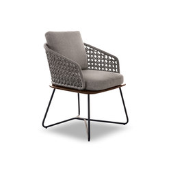 Rivera | Garden chairs | Minotti