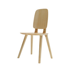 tabu 081 backrest | Chaises de restaurant | Alias