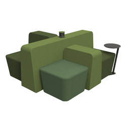 Mint Lounge Chair | Seating islands | Rossin
