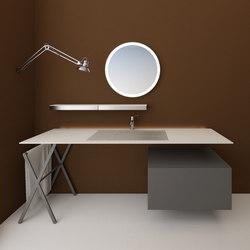 Ell | Mobili lavabo | Agape