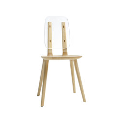 tabu 082 backrest | Chaises de restaurant | Alias