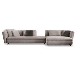 Seymour Seating System | Canapés | Minotti