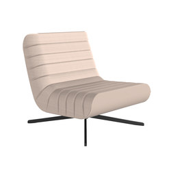 Riffel Lounge Armchair | Loungesessel | Rossin