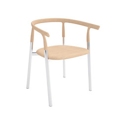 twig 01 - 10A | Restaurant chairs | Alias