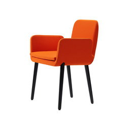 Sofie | Visitors chairs / Side chairs | Rossin