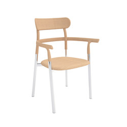 twig 01 comfort | Restaurant chairs | Alias