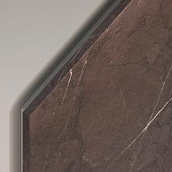 Lato Finishes drawer front - Thunder grey stone |  | Agape