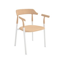 twig 03 comfort | Restaurant chairs | Alias