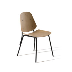 Col 370 M | Restaurant chairs | Capdell