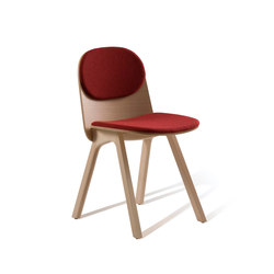 Wedge 360 P | Restaurant chairs | Capdell