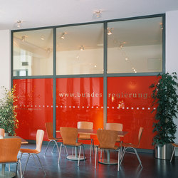 Forster presto E30 | Fire-resistant door | Partitions | Forster Profile Systems