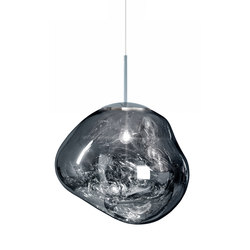 Melt Pendant Chrome | General lighting | Tom Dixon