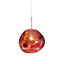 Melt Mini Pendant Copper | Illuminazione generale | Tom Dixon