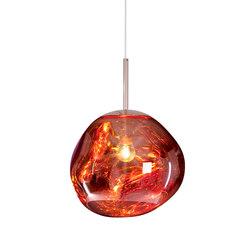 Melt Mini Pendant Copper | General lighting | Tom Dixon