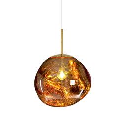 Melt Mini Pendant Gold | Allgemeinbeleuchtung | Tom Dixon