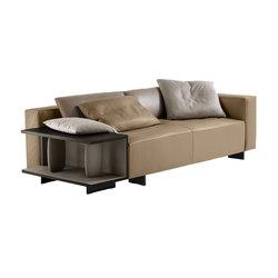 Bullit | Lounge sofas | Poltrona Frau