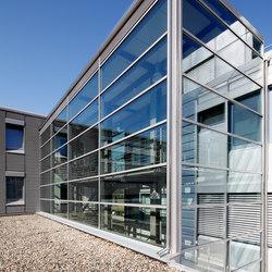 Forster thermfix light pfosten riegel fassaden von for Fenster 4m breit