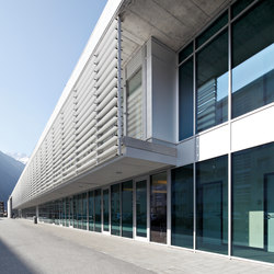 Forster thermfix light | Façade à montants/traverses | Facade constructions | Forster Profile Systems