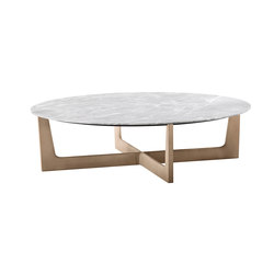 Ilary | Lounge tables | Poltrona Frau