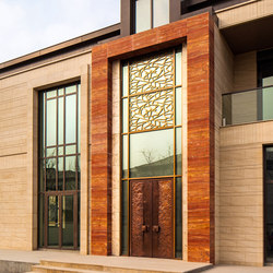 Forster thermfix vario | Transom/mullion facade | Facade systems | Forster Profile Systems