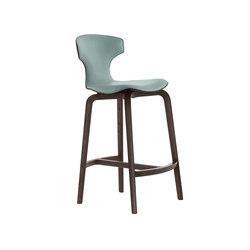 Montera Stool | Bar stools | Poltrona Frau