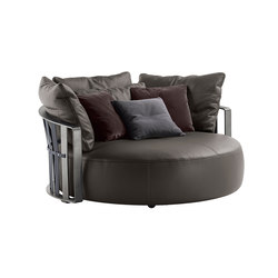 Scarlett | Lounge sofas | Poltrona Frau
