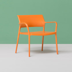 Ara Lounge | Sillones de jardín | PEDRALI