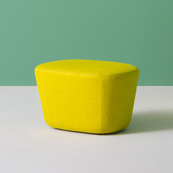 Log Lounge Pouf | Poufs / Polsterhocker | PEDRALI