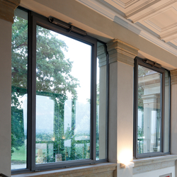 Forster unico | Turn/tilt windows | Window systems | Forster Profile Systems