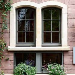 Forster unico | Turn/tilt windows | Window types | Forster Profile Systems