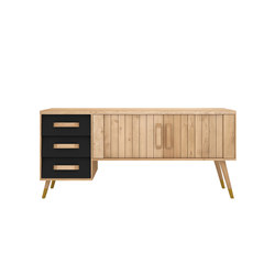 Origami TV cupboard | Soportes Hifi / TV | Ethnicraft