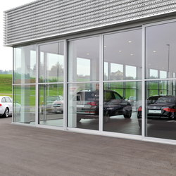 Forster unico | Lift-up sliding door | Entrance doors | Forster Profile Systems