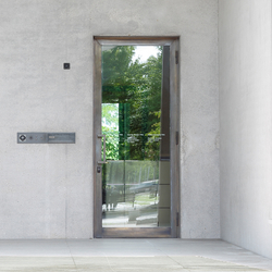 Forster unico RC3 | Safety door | Entrance doors | Forster Profile Systems