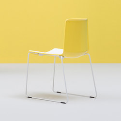 Tweet Soft | Visitors chairs / Side chairs | PEDRALI