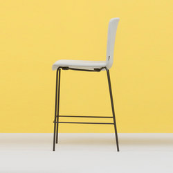 Tweet Soft | Bar stools | PEDRALI